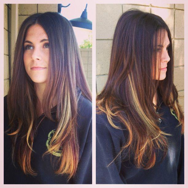 Les 46 Meilleures Images à Propos De Hair Color Sur Pinterest