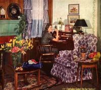 17 Best ideas about 1940s Living Room on Pinterest ...