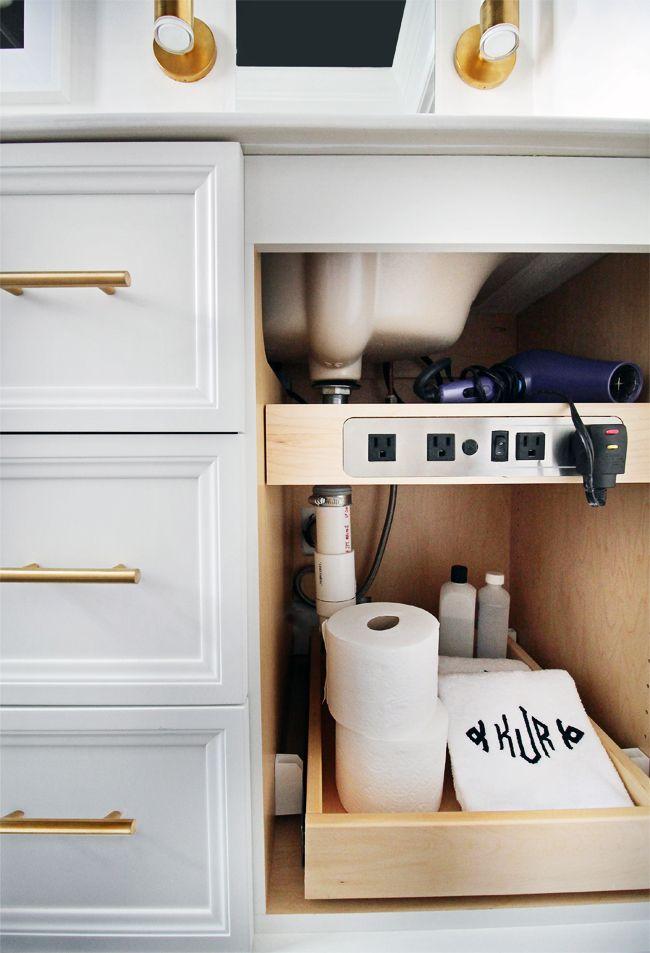 kohler adjustable shelf with electrical outlets httpwww