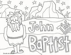 33 best Bible: NT John the Baptist images on Pinterest