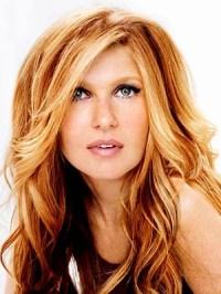 Hair color--connie britton | hair | Pinterest | Her hair ...