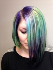 rainbow locks-medium