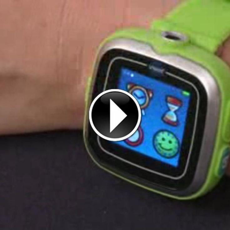 Kidizoom smartwatch vtech games kids watch video smart