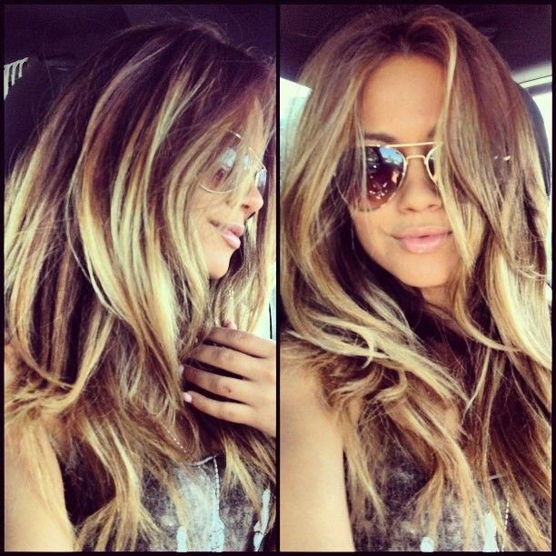25 Best Ideas About Brown Blonde Highlights On Pinterest Brown