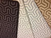 Geometric Pattern Wall To Wall Carpet - Carpet Vidalondon