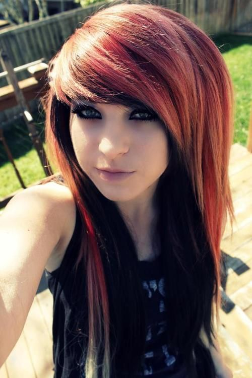 25 Best Ideas About Emo Haircuts On Pinterest Party Makeup