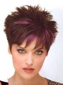 25 Best Ideas About Spiky Short Hair On Pinterest Short Spiky