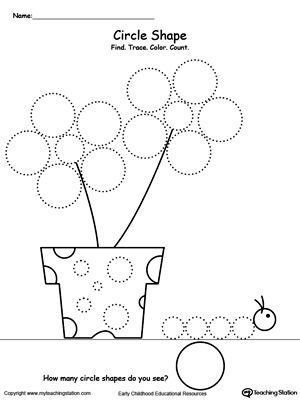 17 Best ideas about Tracing Shapes on Pinterest