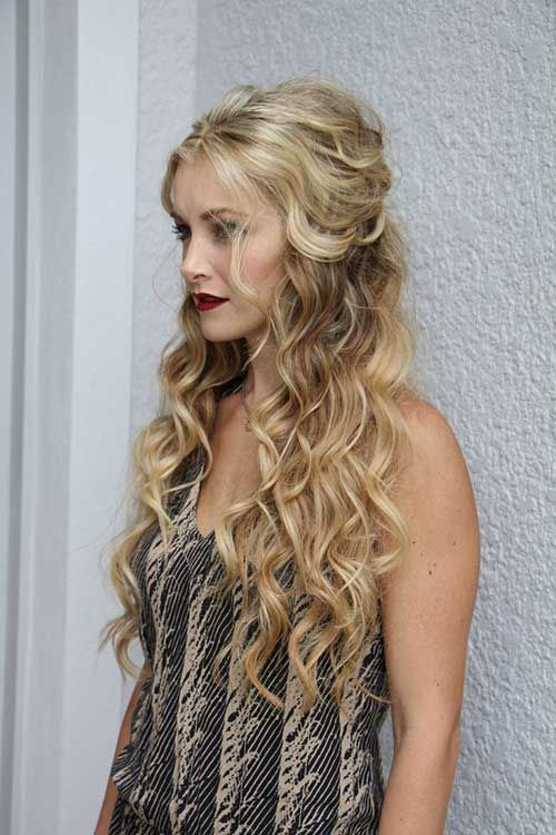 Best 20 Simple Prom Hairstyles Ideas On Pinterest Bridesmaids