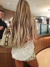 Blonde And Brown Hair Color Ideas Tumblr Fashion39s Feel ...