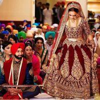 Best 20+ Punjabi wedding ideas on Pinterest | Sikh wedding ...