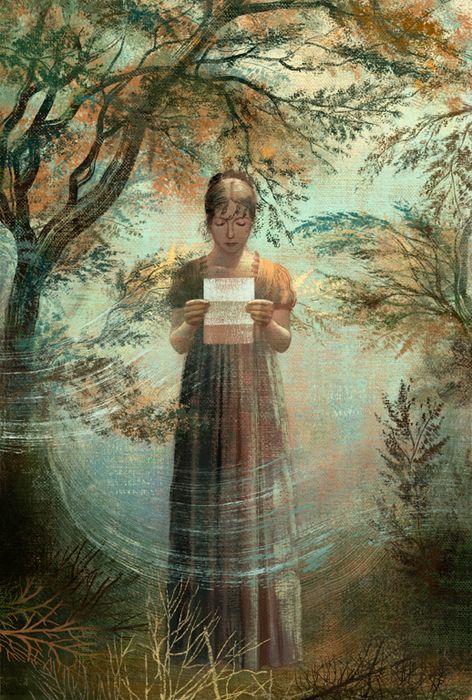 17 Best images about Art illustrations Jane Austen on