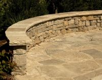 Belvedere Retaining Wall and Decorative Stone ...