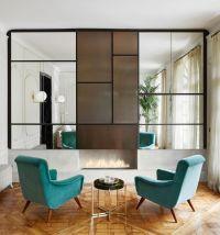 17 Best ideas about Mirror Walls on Pinterest