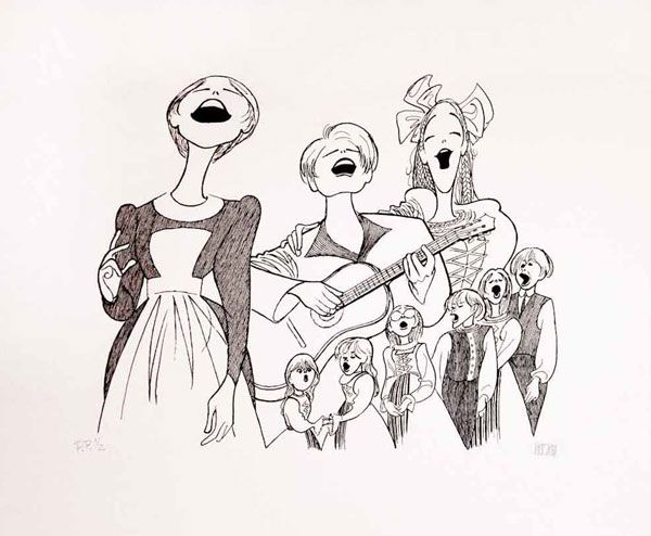 17 Best images about Hirschfeld drawings on Pinterest