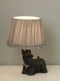 69 best images about Scottie Lamps & Finials on Pinterest