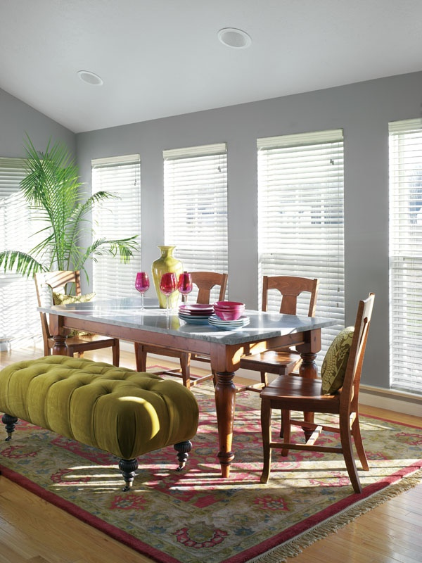 Sherwin Williams Gray Matters SW 7066 Paint Colors For Dining Rooms Pinterest Ottomans