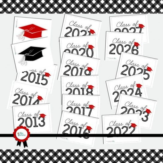 454 best images about Graduation Printables on Pinterest
