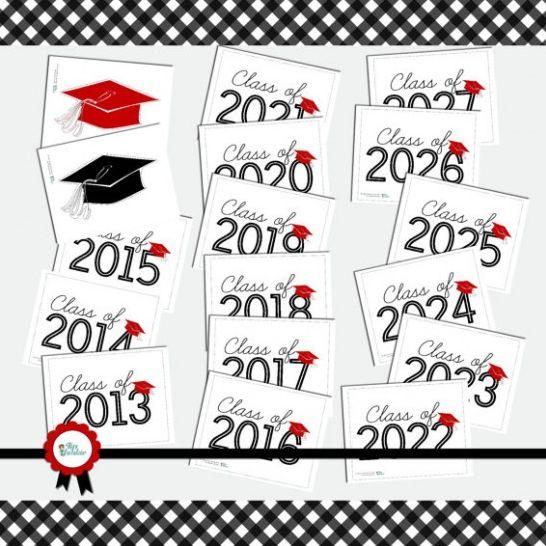 453 best images about Graduation Printables on Pinterest