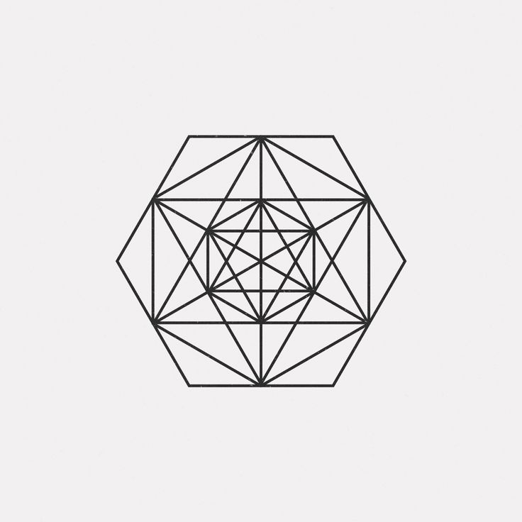 105 best images about geometric patterns on Pinterest