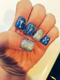 25+ Best Ideas about Country Nails on Pinterest   Country ...