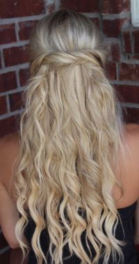 Homecoming Hairstyles 2016 | Hairstyle for long hair ...