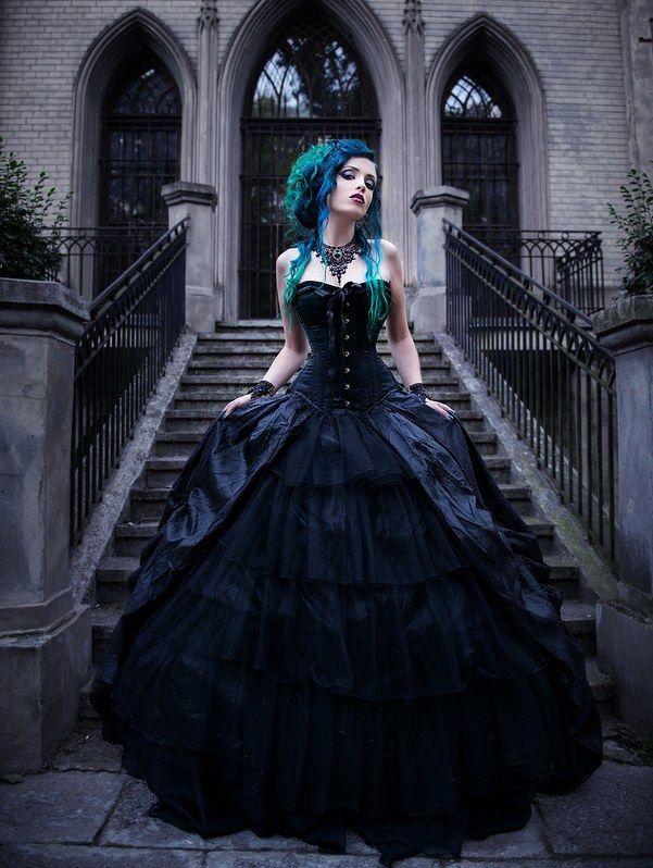 25 best ideas about Gothic Dress on Pinterest  Goth