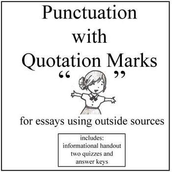 25+ best ideas about Quotation marks rules on Pinterest