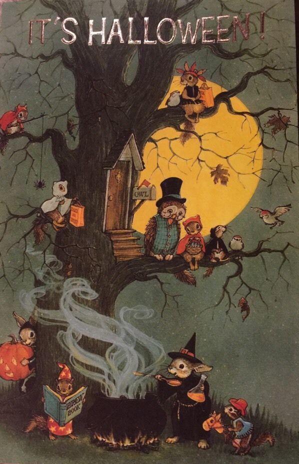 halloween cards printables
