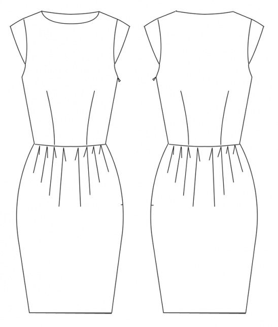 49 best images about Fashion specification drawings on