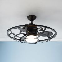 Industrial Cage Ceiling Fan | Ceiling Fans, Ceilings and ...
