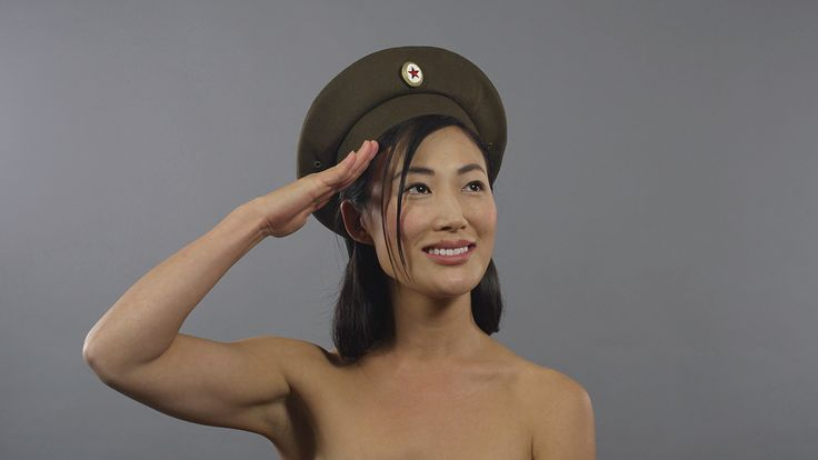 2000s North Korea dprk hair makeup style fashion