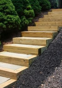 25+ best ideas about Outdoor stairs on Pinterest ...