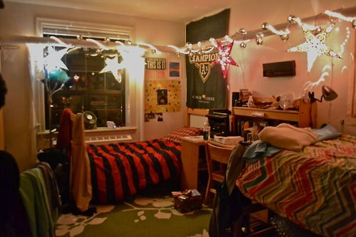 University of Puget Sound  College  Dorm Room