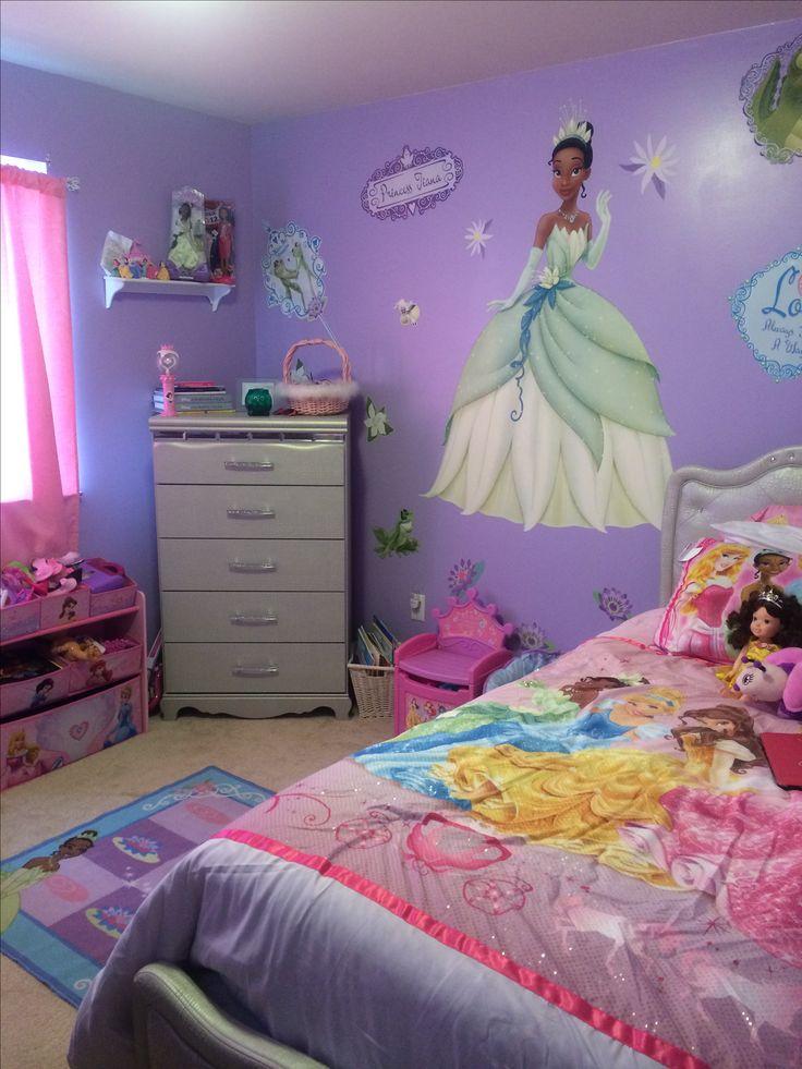 17 Best ideas about Disney Princess Bedroom on Pinterest