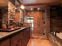 17 Best ideas about Rustic Bathrooms on Pinterest | Rustic ...