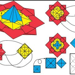 Cool Modular Origami Diagram Briggs And Stratton Lawn Mower Parts 1605 Best Images About How To Do....origami On Pinterest | Birds, Simple ...