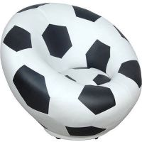Kids Soccer Ball Swivel Chair Sports Toddlers Boys Stool ...