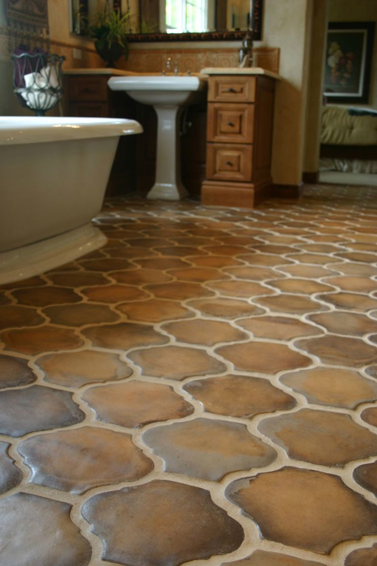 17 Best Images About Floors On Pinterest Herringbone Stains And Concrete Stain Colors