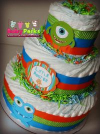 25+ best ideas about Monster baby showers on Pinterest ...
