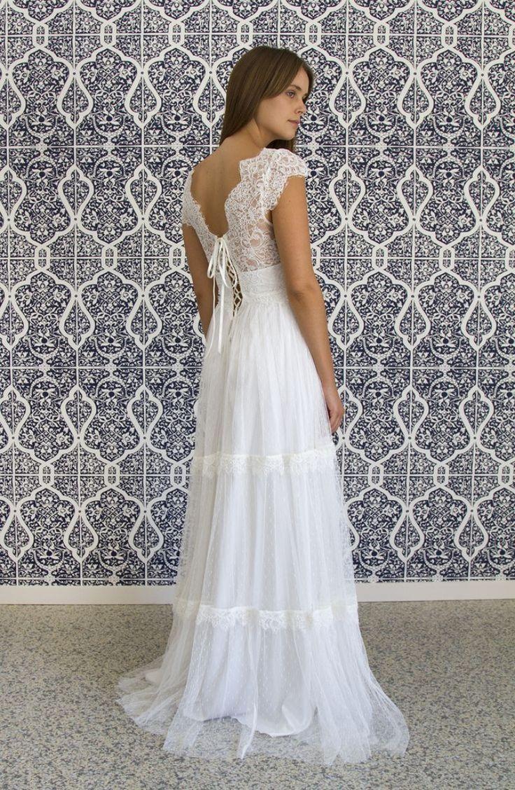 1000 ideas about Hippie Wedding Dresses on Pinterest  Alternative Boho wedding dress and