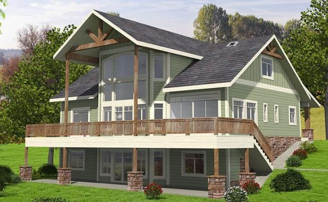 17 Best Images About Lake House Plans On Pinterest