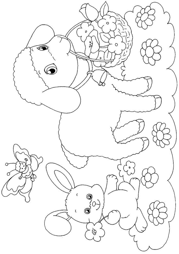 Best 25+ Easter colouring ideas on Pinterest