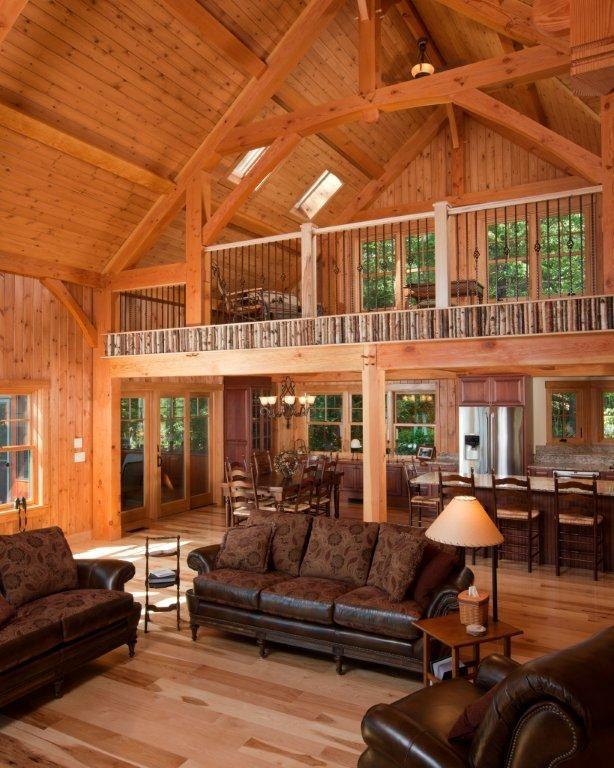 1000 Ideas About Cabin Loft On Pinterest Cabin Log