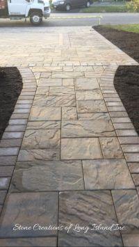 Best 25+ Paver walkway ideas only on Pinterest | Backyard ...