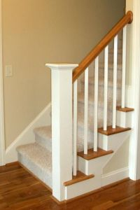 17 Best ideas about Craftsman Staircase on Pinterest ...