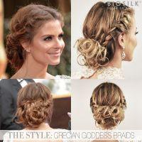 1000+ ideas about Goddess Braids Updo on Pinterest ...