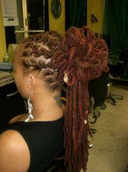 loc petal ponytail hair & beauty