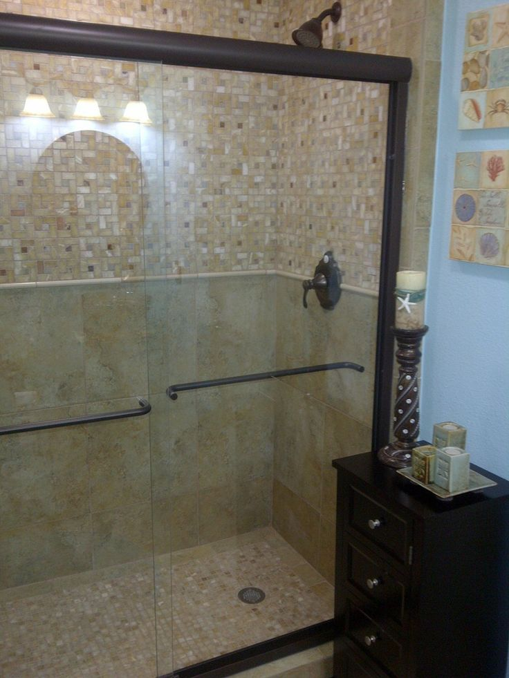 1000 ideas about Stand Up Showers on Pinterest  Bathroom
