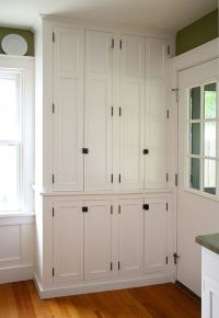 Pantry Cabinet: Floor To Ceiling Pantry Cabinet with ...